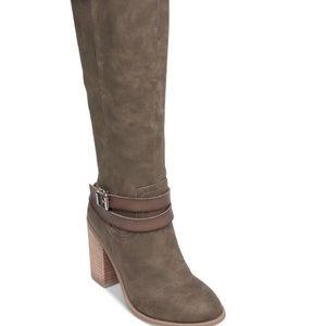 Brand new women's Madden Girl 7.5 boots never worn